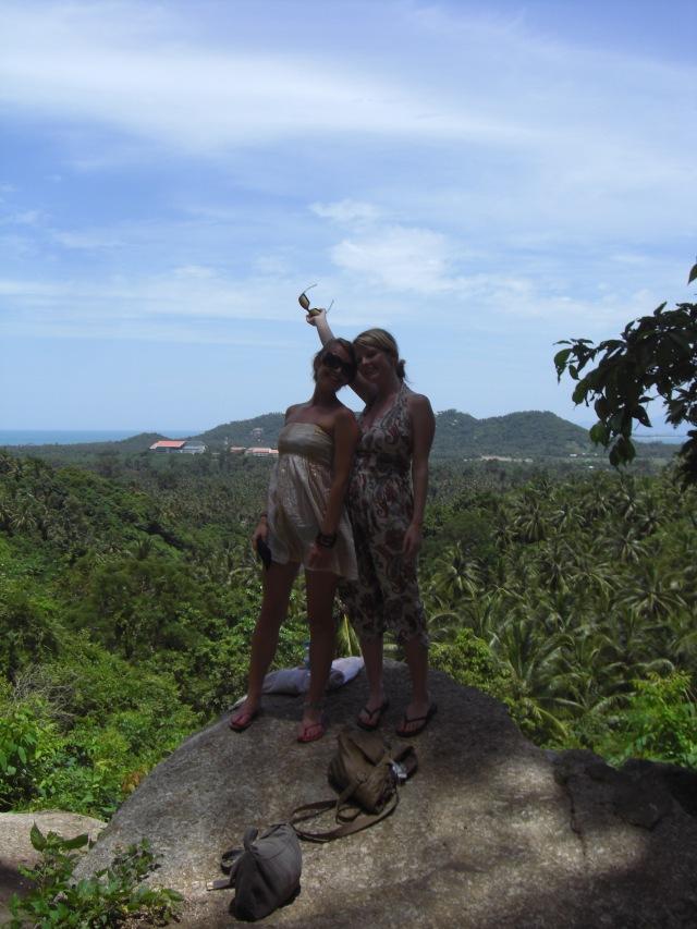 Thailand with my best friend