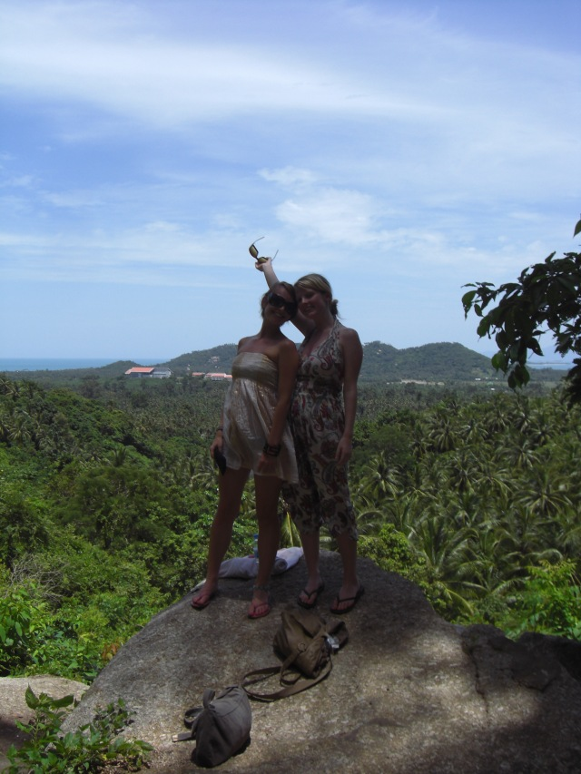 Thailand with my best friend
