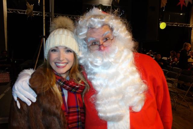 Santa! I know him...