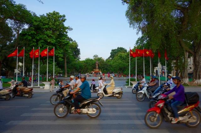 Hanoi Mopeds