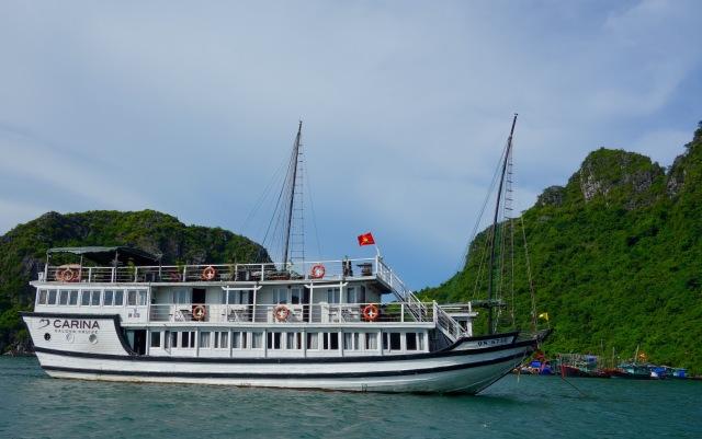 A Class Cruises Halong Bay
