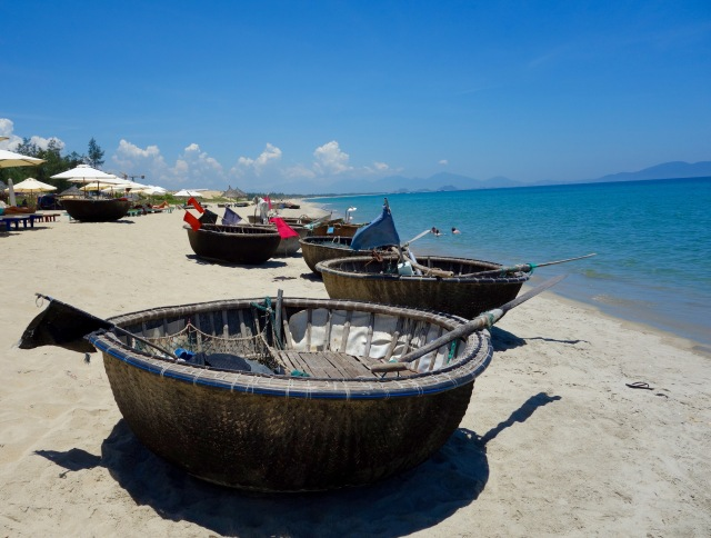 An Bang Beach Fishing Boats