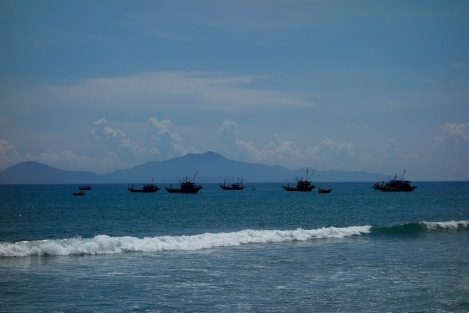 Vietnam Beach Life