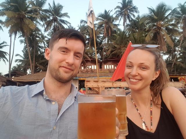 Palolem beach Goa blog